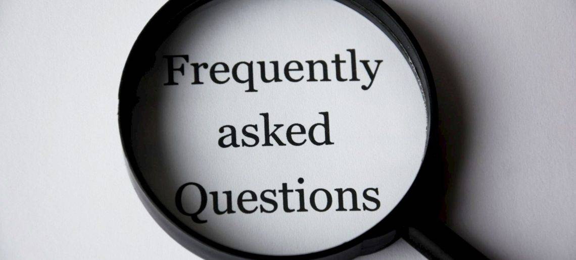 Frequently Asked Questions​