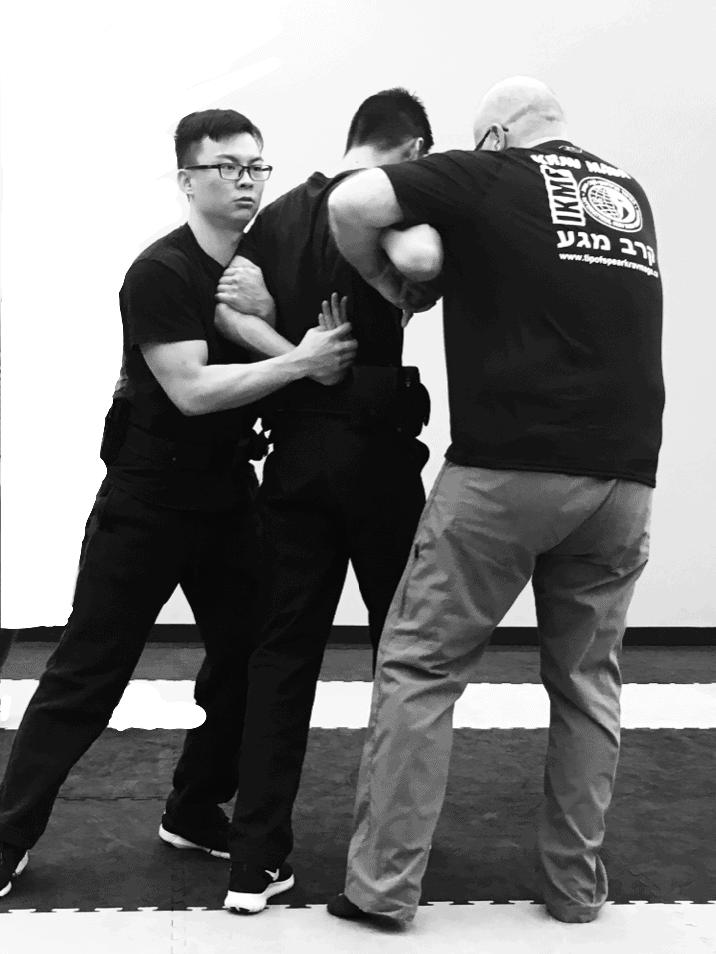 Handcuff training Alberta
