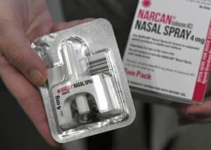 First Aid Training For Security Guards - Narcan Administration Provider